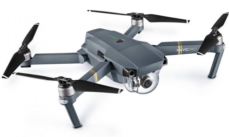 DJI Trumps GoPro Karma with DJI Mavic Pro