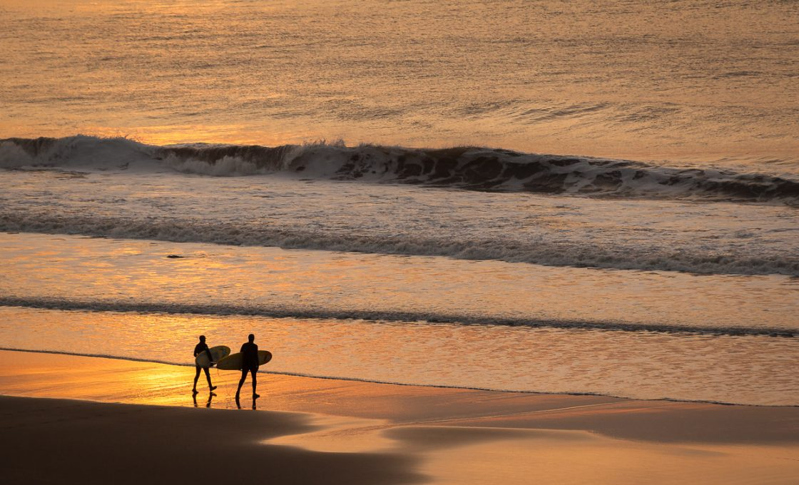 North Devon – A Surfer's Paradise